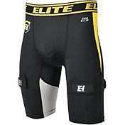 Elite Hockey Junior Compression Jock Short with Pro-Fit Cup