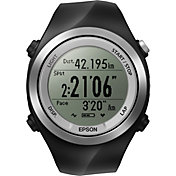 gps running watches electronics dick s sporting goods product image · epson runsense sf 710 gps running watch