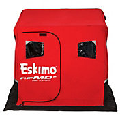 Eskimo FlipMo Inferno 2 Person Ice Fishing Shelter
