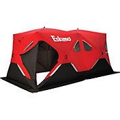 Eskimo FatFish 9416i 9 Person Insulated Ice Fishing Shelter