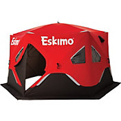 Eskimo FatFish 6120i Insulated 7 Person Ice Fishing Shelter