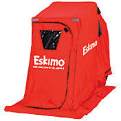 Eskimo QuickFlip 1 Person Ice Fishing Shelter