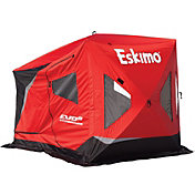 Eskimo EVO Crossover 2 Person Ice Fishing Shelter