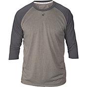 Easton Boys' Raglan Crew Neck ¾ Sleeve Shirt