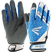 Easton Women's Mako Elite Fastpitch Batting Gloves