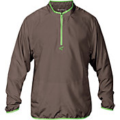 Easton Boys' M5 Quarter Zip Baseball Cage Jacket
