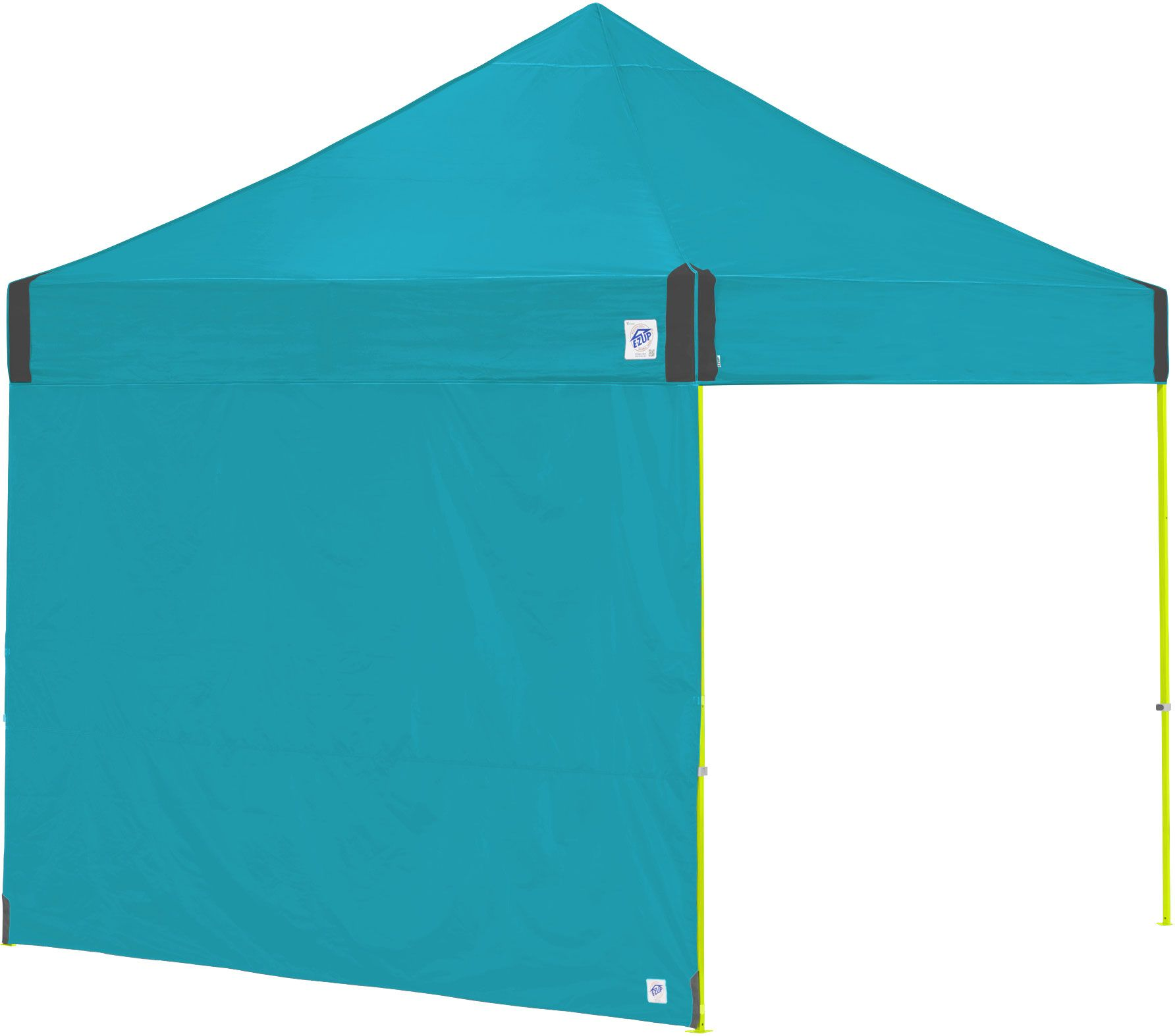 Product Image · E-Z UP 10u0027 Straight Leg Instant Sidewall  sc 1 st  DICKu0027S Sporting Goods : ez up tent with sides - memphite.com
