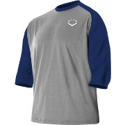 EvoShield Boys' Performance ¾ Sleeve Shirt
