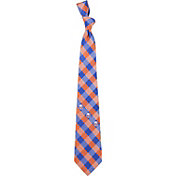 Eagles Wings New York Islanders Check Necktie