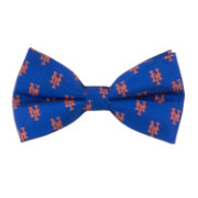 Eagles Wings New York Mets Repeating Logos Bow Tie