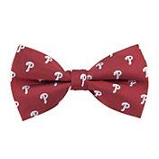 Eagles Wings Philadelphia Phillies Repeating Logos Bow Tie