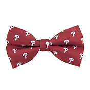 Eagles Wings Philadelphia Phillies Repeating Logos Bow Tie