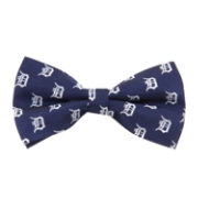 Eagles Wings Detroit Tigers Repeating Logos Bow Tie