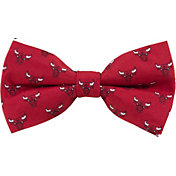 Eagles Wings Chicago Bulls Repeating Logos Bow Tie