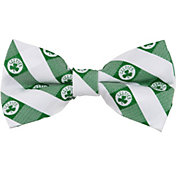 Eagles Wings Boston Celtics Checkered Bow Tie