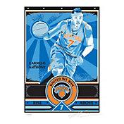 That's My Ticket New York Knicks Carmelo Anthony Sports Propaganda Canvas Serigraph