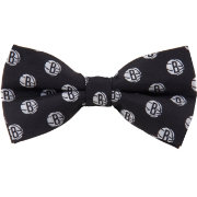 Eagles Wings Brooklyn Nets Repeating Logos Bow Tie