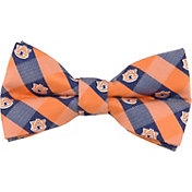 Eagles Wings Auburn Tigers Checkered Bow Tie
