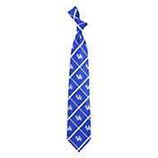 Eagles Wings Kentucky Wildcats Silver Line Necktie