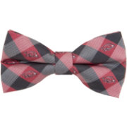 Eagles Wings Arkansas Razorbacks Checkered Bow Tie
