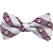 Eagles Wings Texas A&M Aggies Checkered Bow Tie