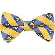 Eagles Wings West Virginia Mountaineers Checkered Bow Tie
