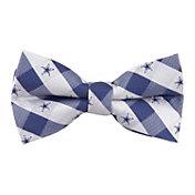 Eagles Wings Dallas Cowboys Checkered Bow Tie