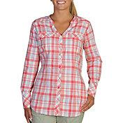 ExOfficio Women's Airhart Button Up Long Sleeve Shirt