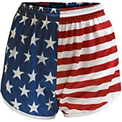 Fit 2 Win Women's USA Pride Shorts