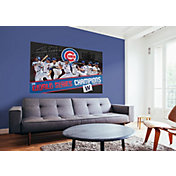 Fathead 2016 World Series Champions Chicago Cubs Real Big Mural