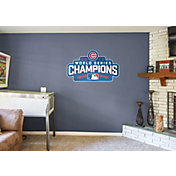 Fathead 2016 World Series Champions Chicago Cubs Real Big Logo
