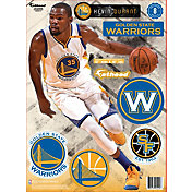 Fathead Golden State Warriors Kevin Durant Teammate Player Wall Decal
