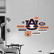 Fathead Auburn Tigers Team Logo Assortment Wall Graphic
