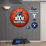 Fathead BYU Cougars Basketball Wall Decal