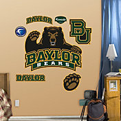 Fathead Baylor Bears Logo Wall Decal
