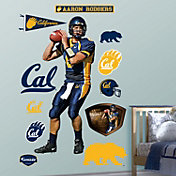 Fathead Aaron Rodgers Cal Golden Bears Wall Decal
