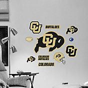 Fathead Colorado Buffaloes Team Logo Assortment Wall Graphic