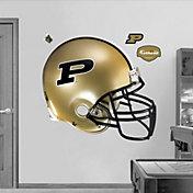 Fathead Purdue Boilermakers Football Helmet Wall Graphic