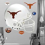 Fathead Texas Longhorns Football Helmet Wall Graphic