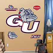 Fathead Gonzaga Bulldogs Logo Wall Decal