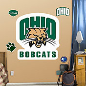 Fathead Ohio Bobcats Logo Wall Decal