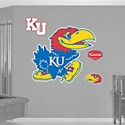 Fathead Kansas Jayhawks Logo Wall Graphic