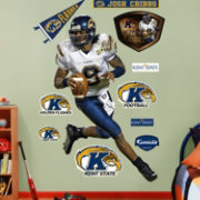 Fathead Josh Cribbs Kent State Golden Flashes Wall Decal