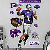 Fathead Josh Freeman Kansas State Wildcats Wall Graphic