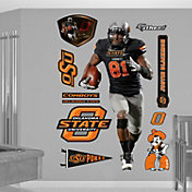 Fathead Justin Blackmon Oklahoma State Cowboys Wall Graphic
