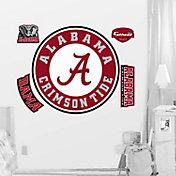 Fathead Alabama Crimson Tide Logo Wall Graphic