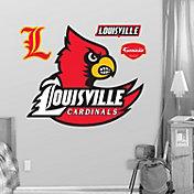 Fathead Louisville Cardinals Logo Wall Graphic