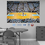 Fathead North Carolina Tar Heels Dean E. Smith Center Mural