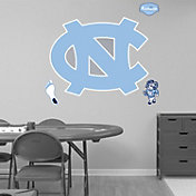 Fathead North Carolina Tar Heels Logo Wall Graphic