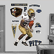 Fathead Darrelle Revis Pittsburgh Panthers Wall Graphic